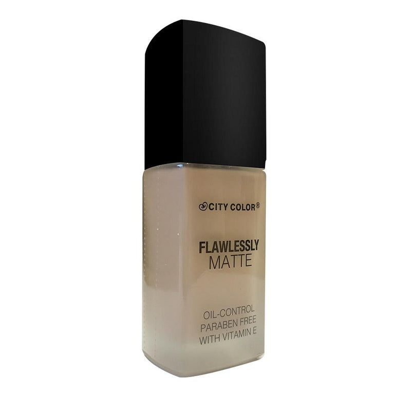 City Color Flawlessly Matte Foundation | Ivory