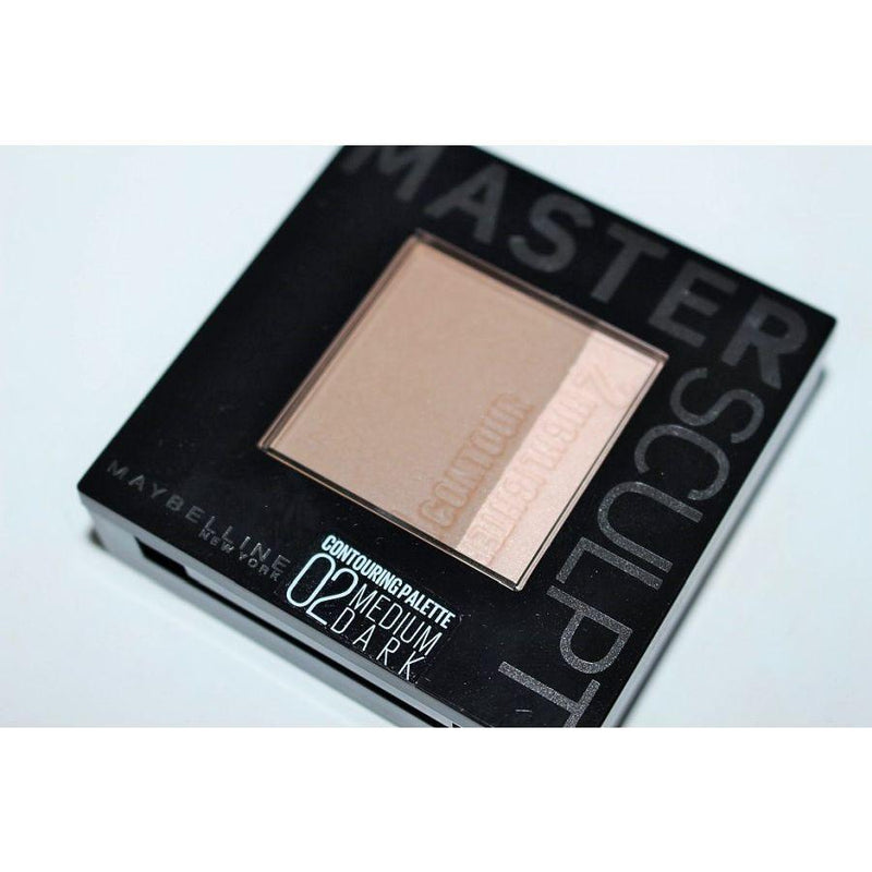 Maybelline Master Sculpt Contouring Palette | Medium Dark