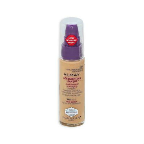 Almay Age Essentials Makeup Foundation # 130 Light / Medium