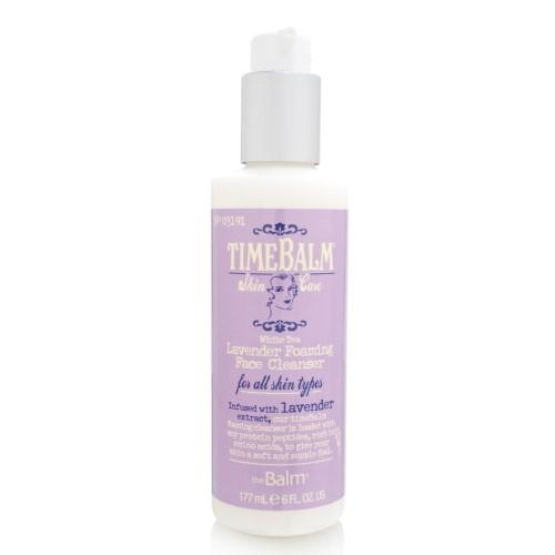 The Balm TimeBalm® Skincare Lavender Foaming Face Cleanser