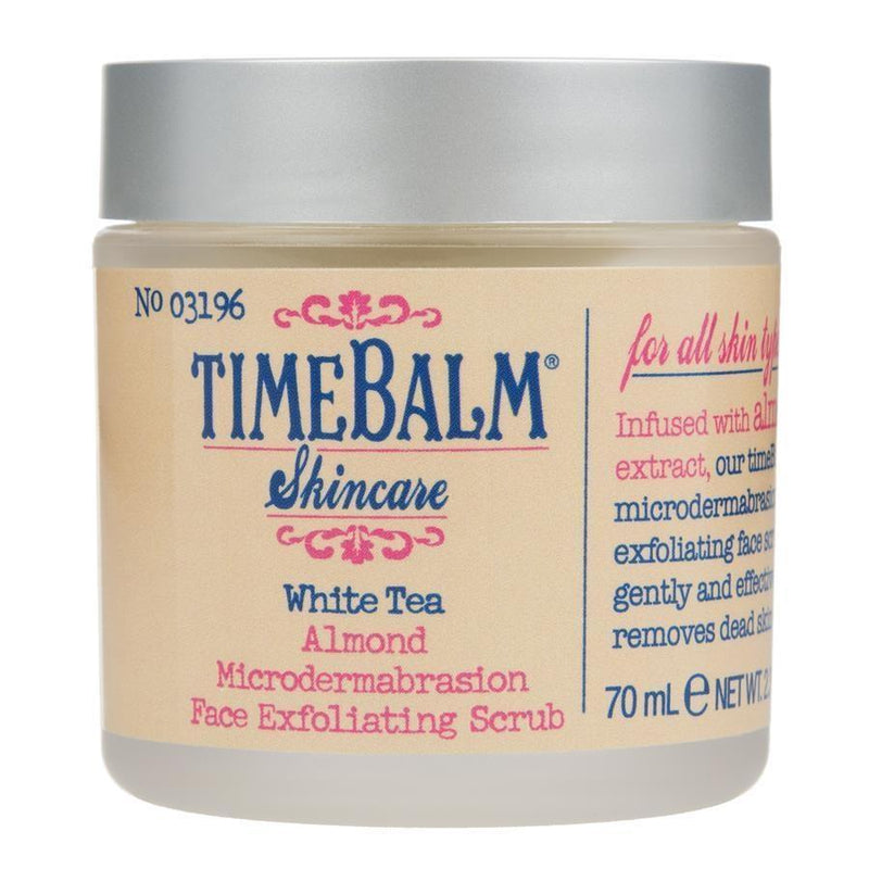 The Balm TimeBalm® Skincare Microdermabrasion Face Scrub | Almond