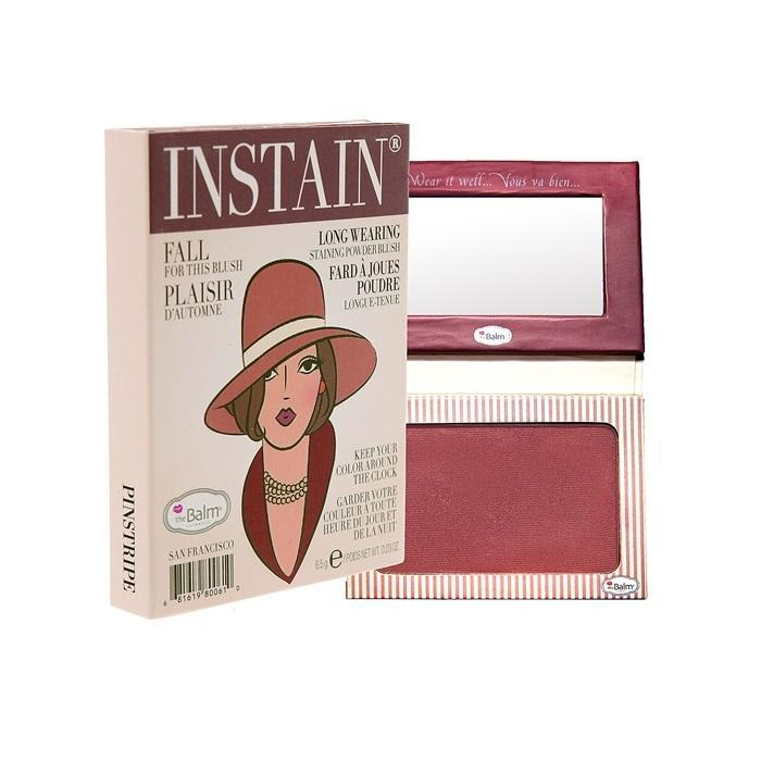 The Balm Instain Long Wearing Powder Blush | Pinstripe Plum