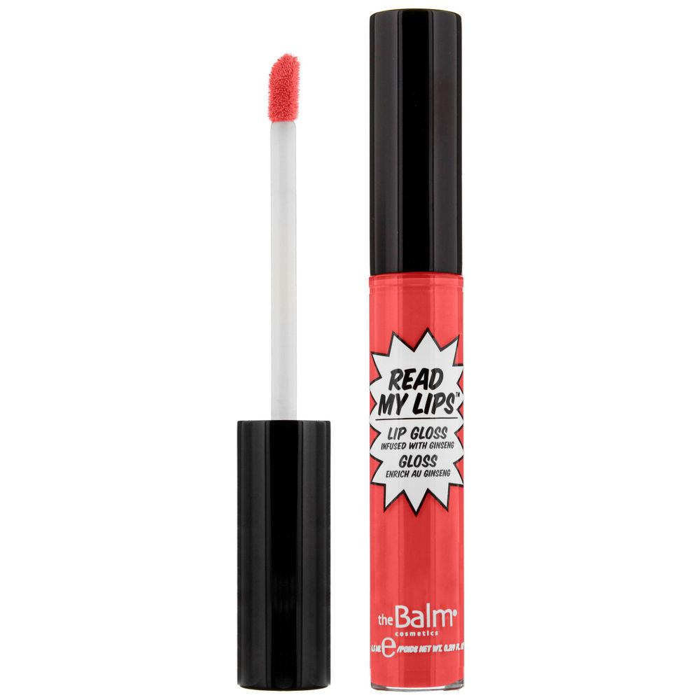 The Balm Read My Lips Lip Gloss | Wow