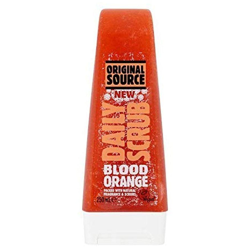 Original Source Shower Scrub | Blood Orange