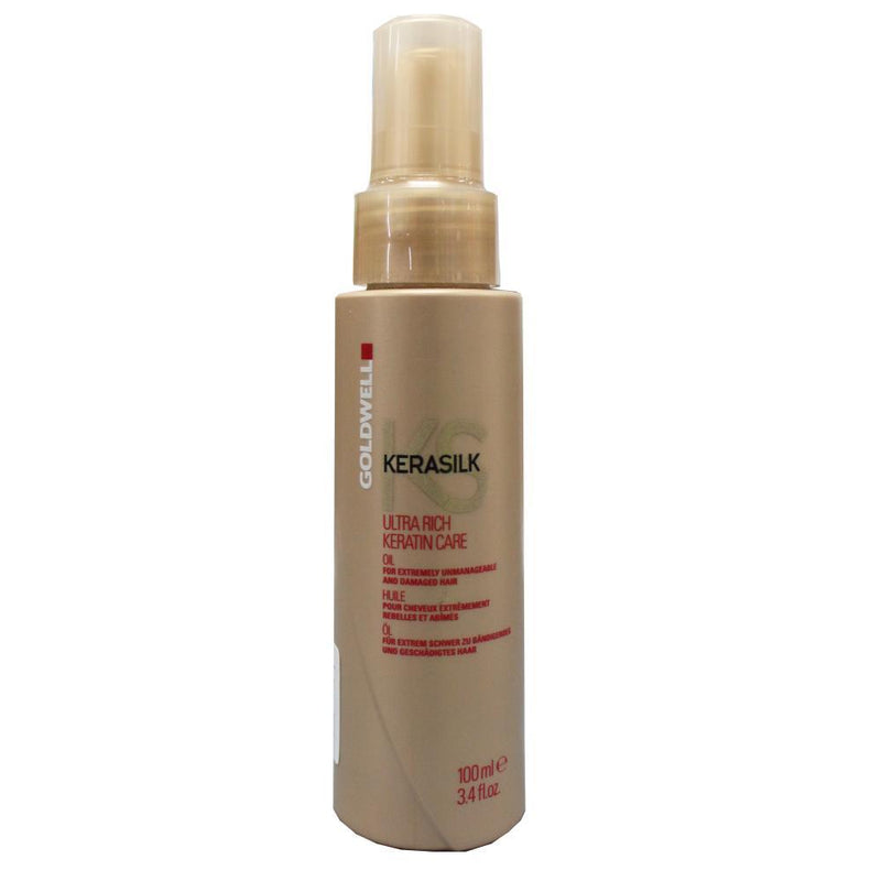 Goldwell Kerasilk Ultra Rich Keratin Care Oil 100ml