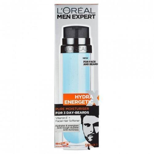 L'Oreal Men Expert Pure Moisturiser For Face & Beard