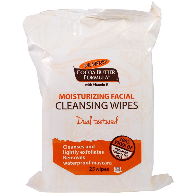 Palmers Cocoa Butter Formula Moisturizing Facial Cleansing Wipes