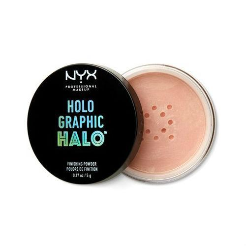 NYX Professional Makeup Halo Graphic Halo Powder # 02 Magical