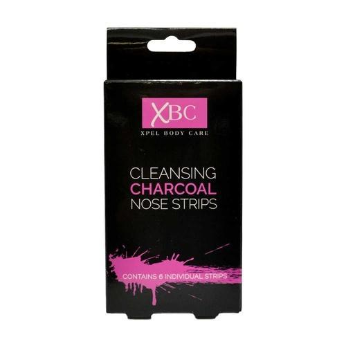 Xpel Body Care Cleansing Charcoal Nose Strips 6 Pack