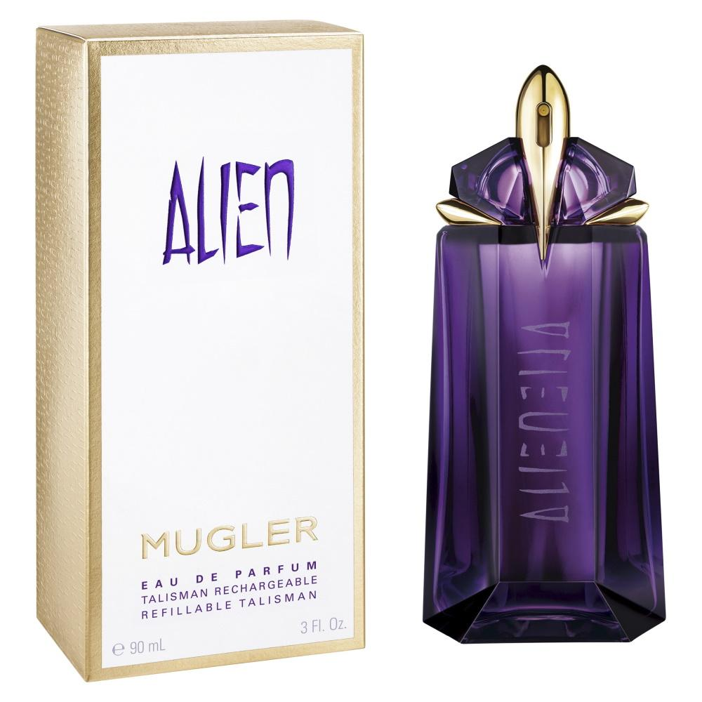 Alien by Thierry Mugler 90ml EDP (Refillable)
