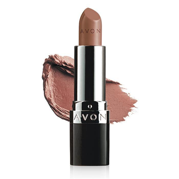 Avon True Color Perfectly Smooth Lipstick | Nude Truffle