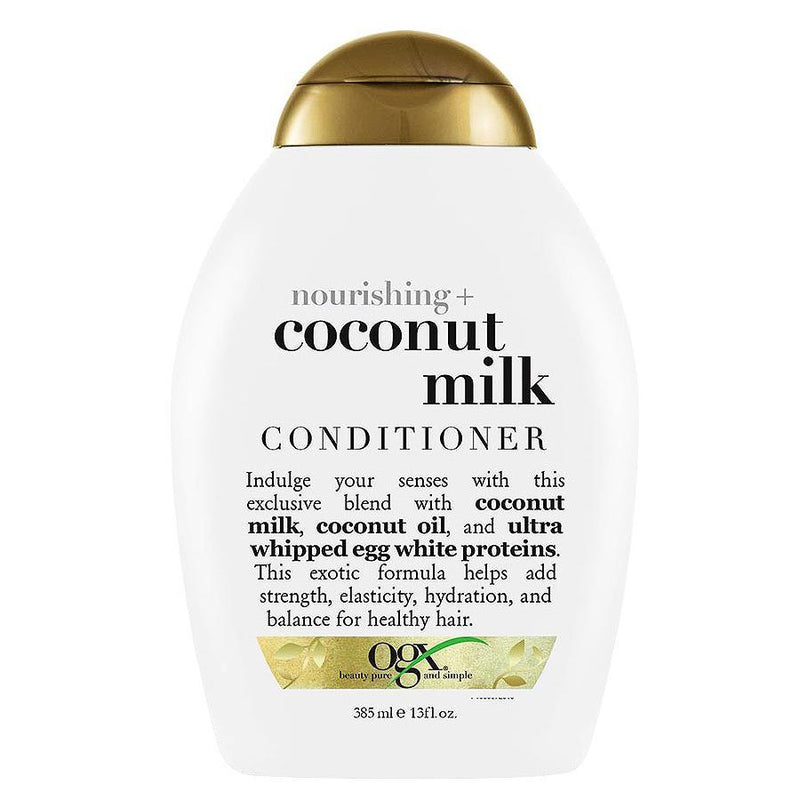 Organix Nourishing Coconut Milk Conditioner 385ml