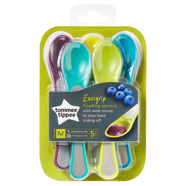 tommee tippee Closer to Nature Feeding Spoons 5pk Closer to Nature Feeding Spoons 5pk