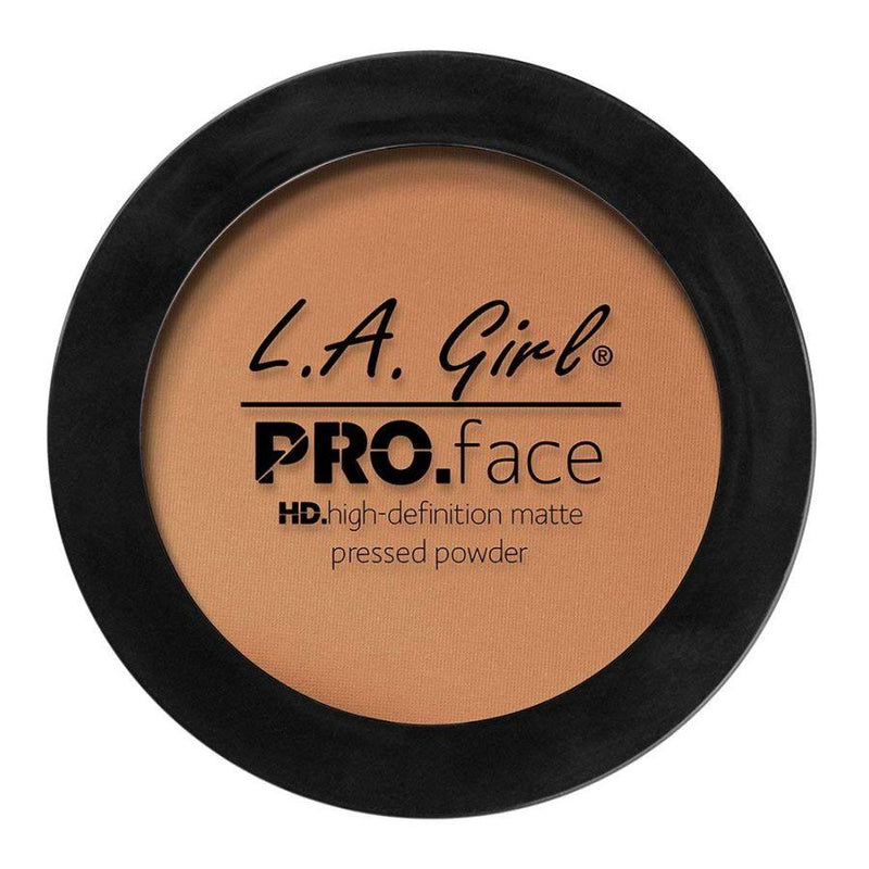 L.A. Girl Pro Face High Definition Matte Pressed Powder - Toffee