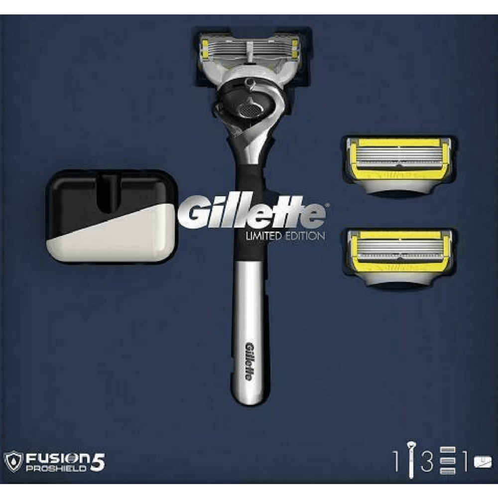 Gillette Fusion5 Proshield Limited Edition Razor