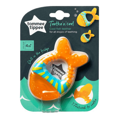 tommee tippee Cool Fish Teether Cool Fish Teether