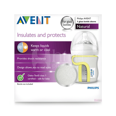 Philips Avent Natural Glass Bottle Sleeve