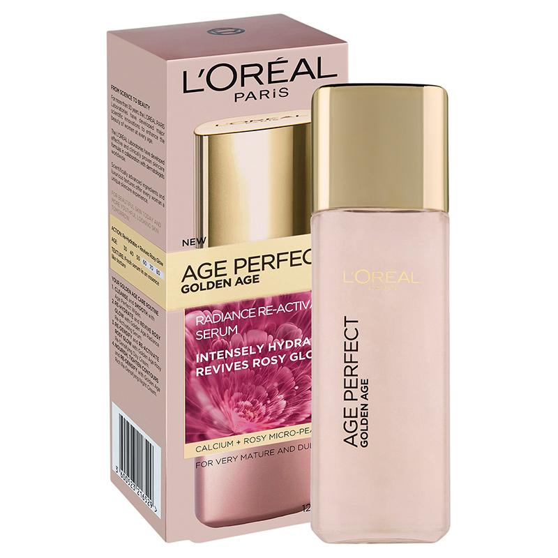 L'Oreal Golden Age Radiance Re-Activating Serum