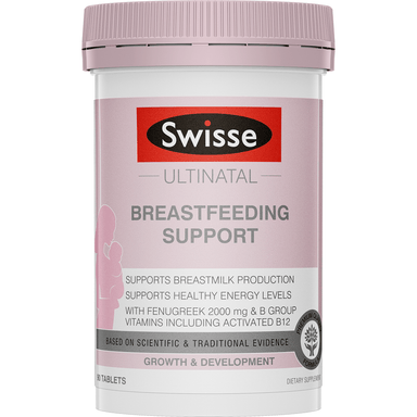 Swisse Ultinatal Breastfeeding Support - 90 Tablets