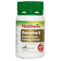 Healtheries Executive B - 30 Tablets