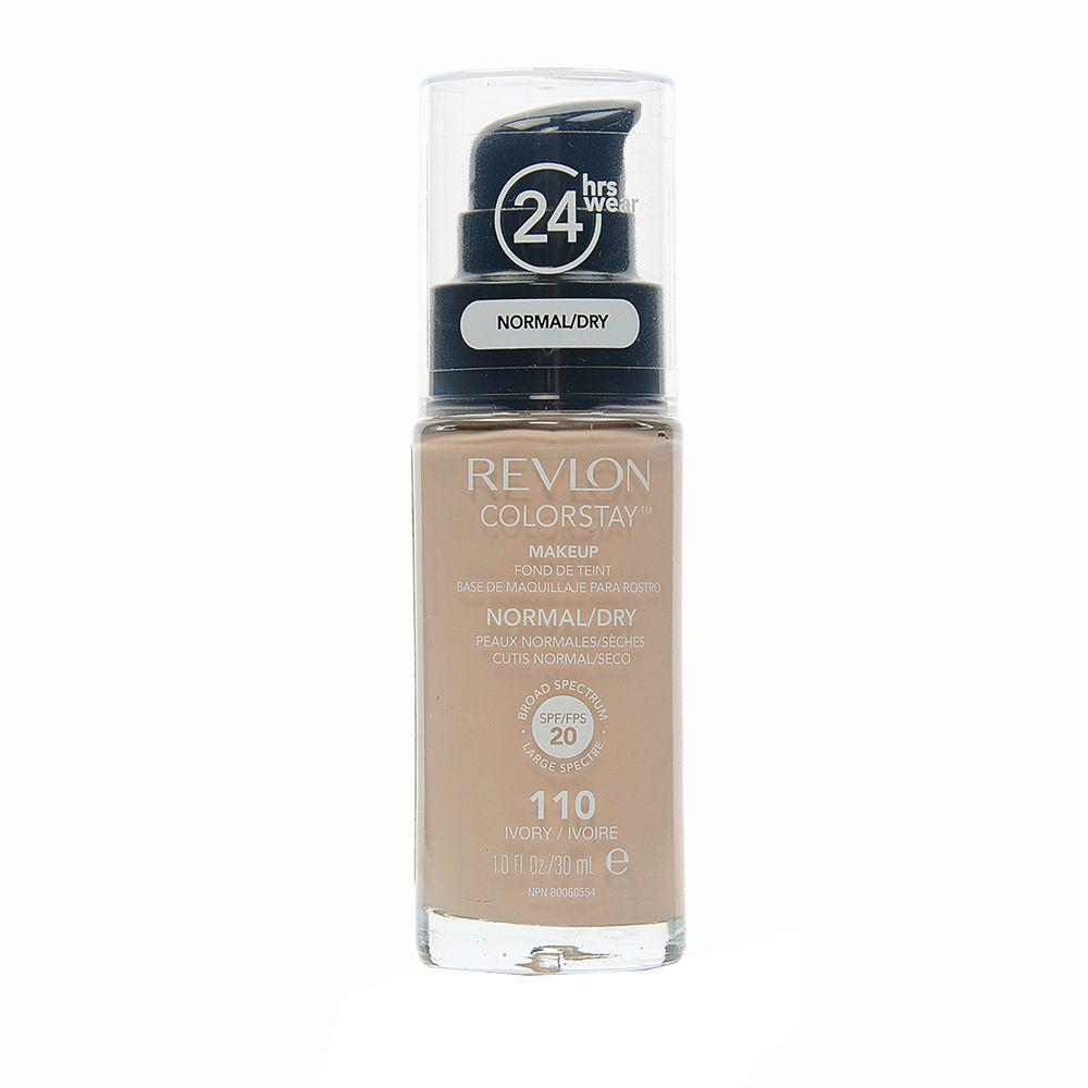 Revlon Colorstay Makeup Normal/Dry #110 Ivory