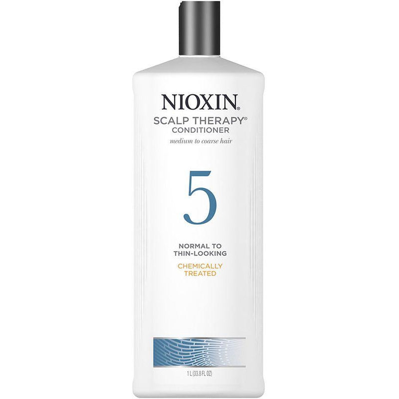 Nioxin Scalp Therapy System 5 Medium to Coarse Hair Conditioner 1L
