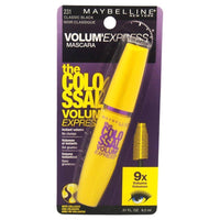 Maybelline The Colossal Volume Express Mascara | 231 Classic Black
