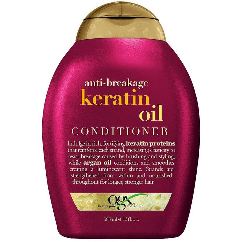 Organix Anti-Breakage Keratin Oil Conditioner 385ml