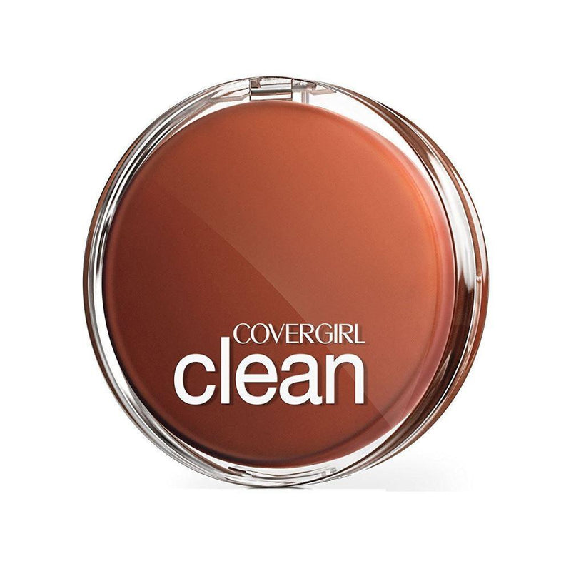 Covergirl Clean Pressed Powder #125 Buff Beige