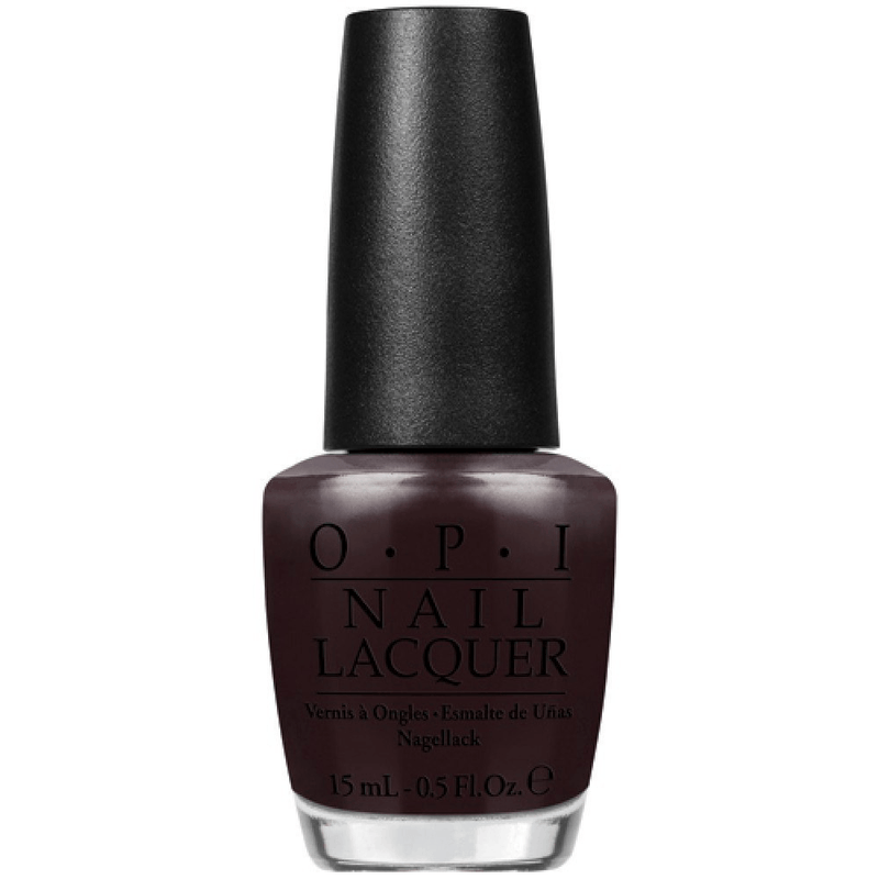 OPI - Love Is Hot And Coal