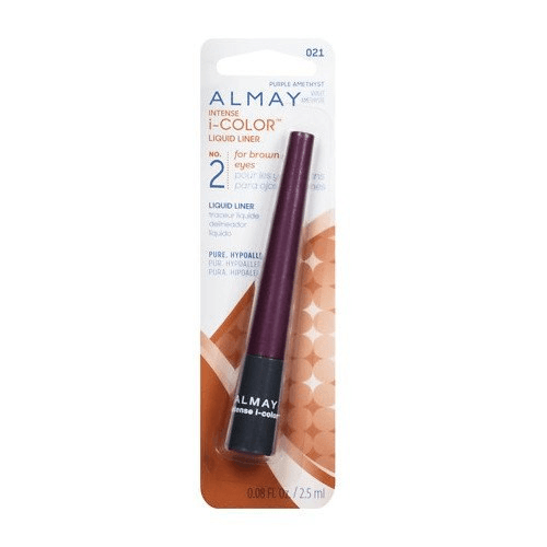 Almay Intense Liquid Eyeliner #021 Purple Amethyst