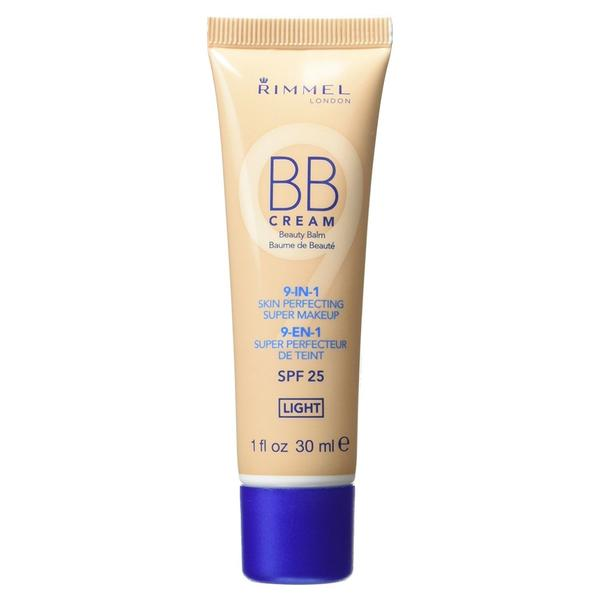 Rimmel BB Cream 9-in-1 Super Makeup | Light