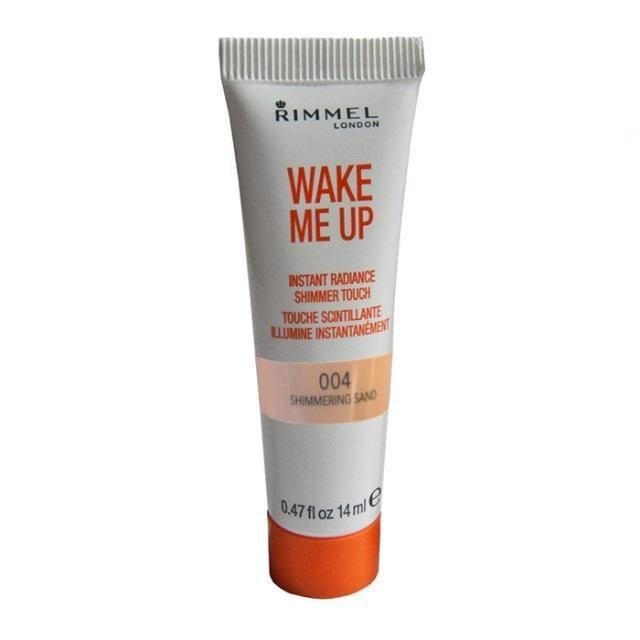 Rimmel Wake Up Touch Balm #004 Shimmering Sand