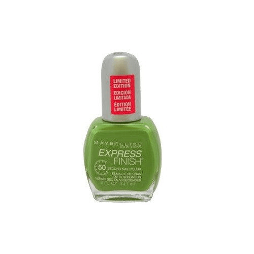 Maybelline Express Nail Polish - Lala Lime