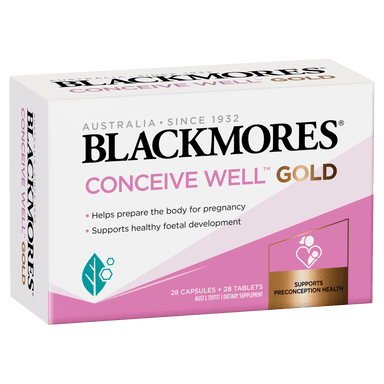 BLACKMORES Conceive Well™ Gold