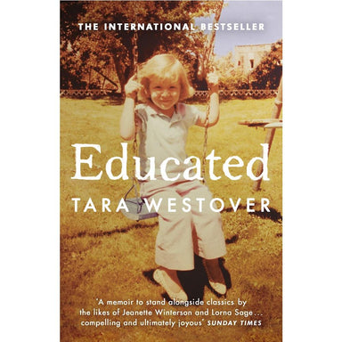 Tara Westover Educated