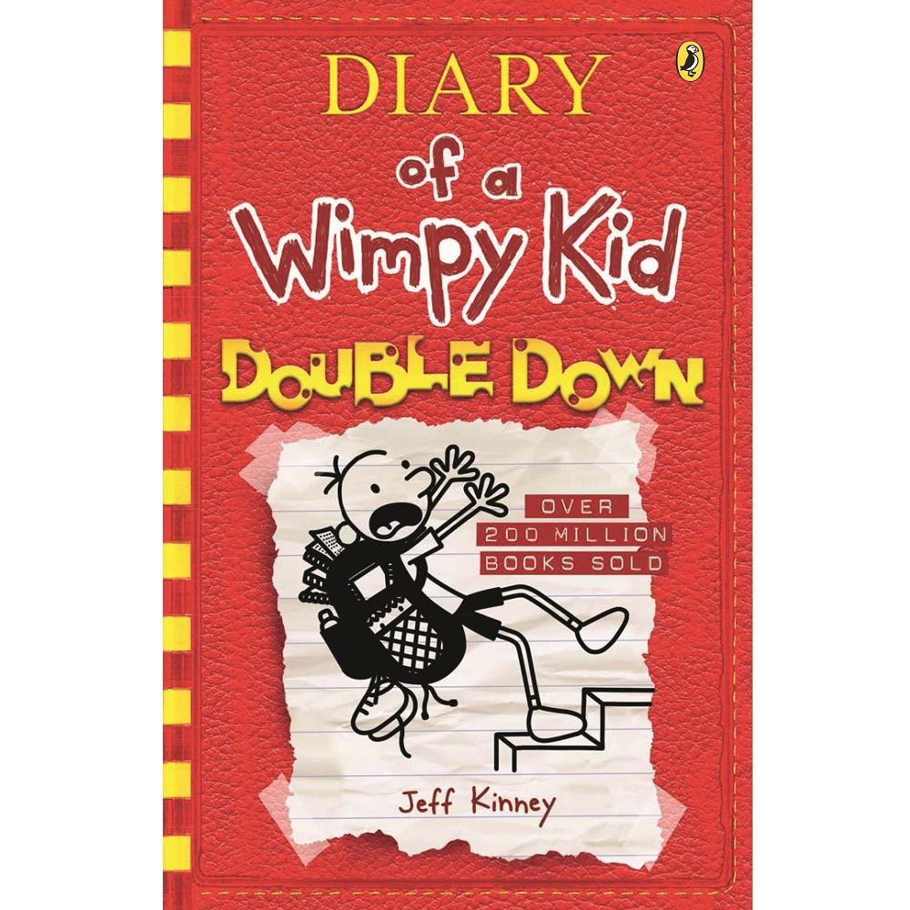 Jeff Kinney Diary of a Wimpy Kid 11: Double Down