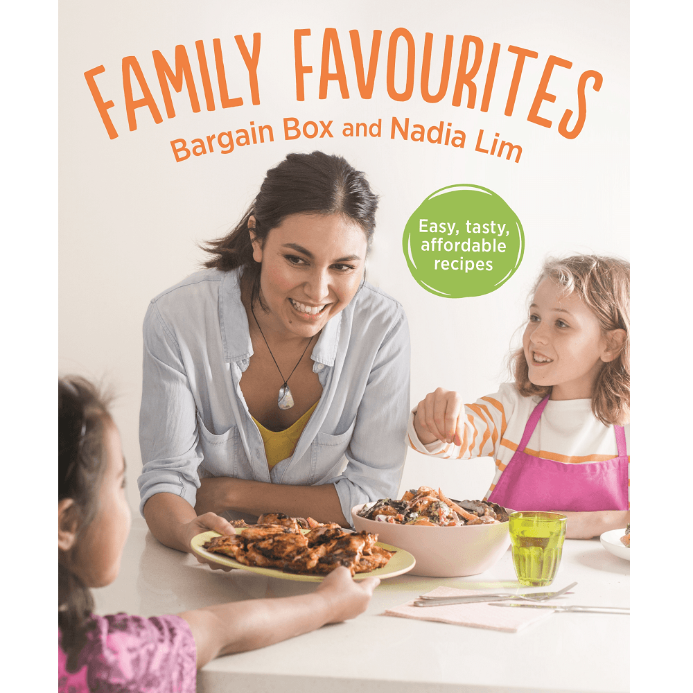 Bargain Box and Nadia Lim Family Favourites