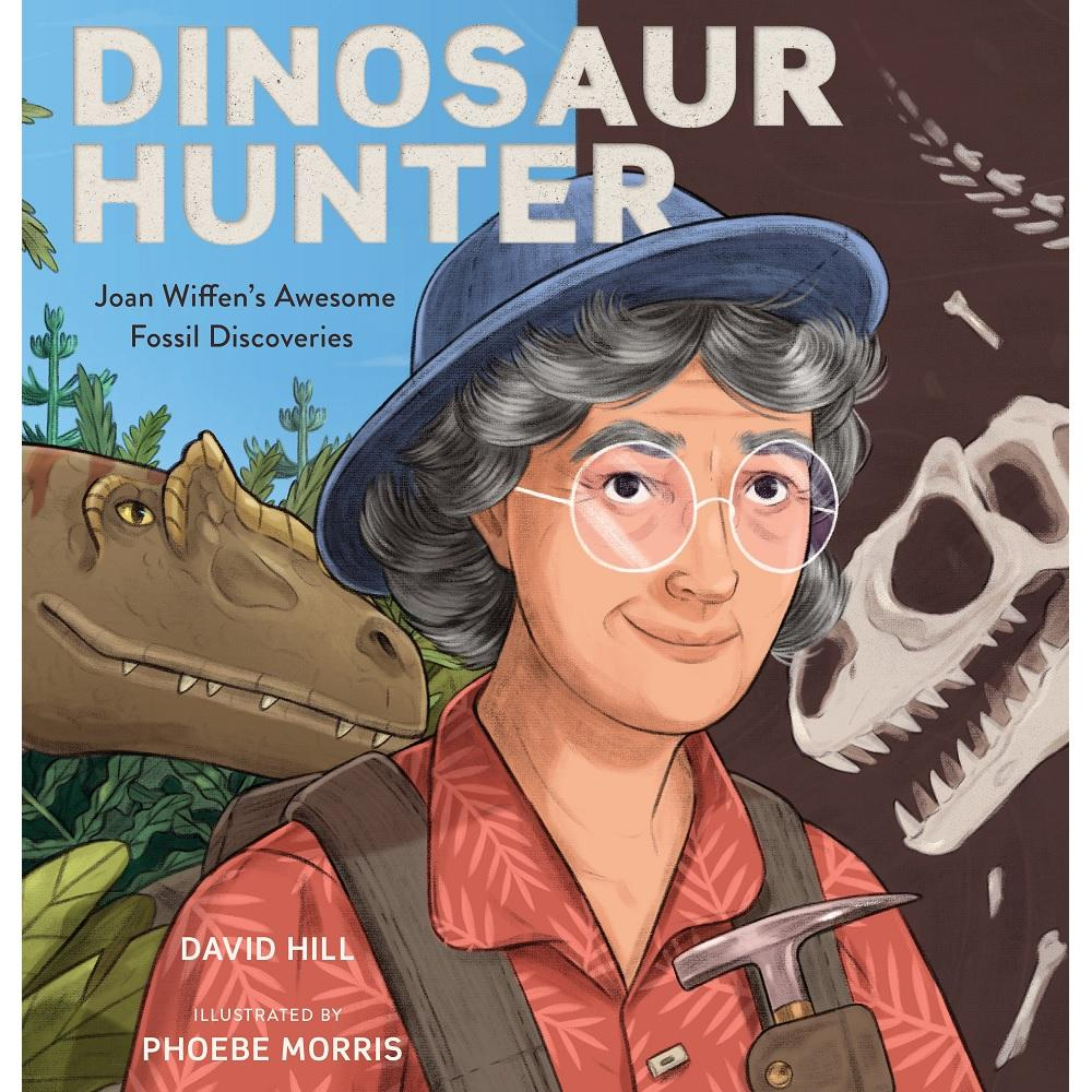David Hill Dinosaur Hunter
