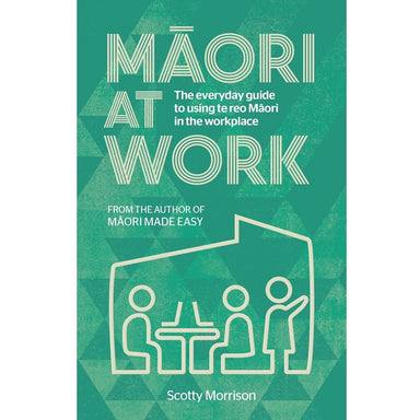 Scotty Morrison Maori At Work