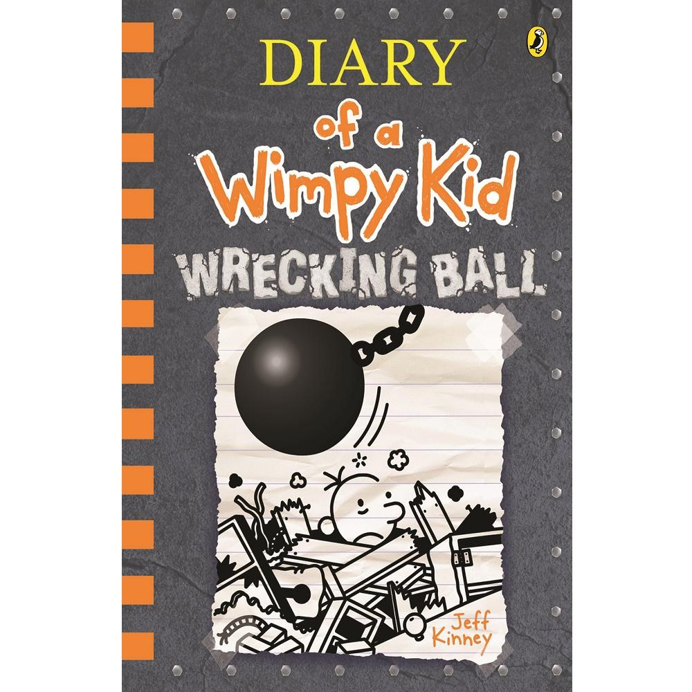 Jeff Kinney Diary of a Wimpy Kid 14: Wrecking Ball