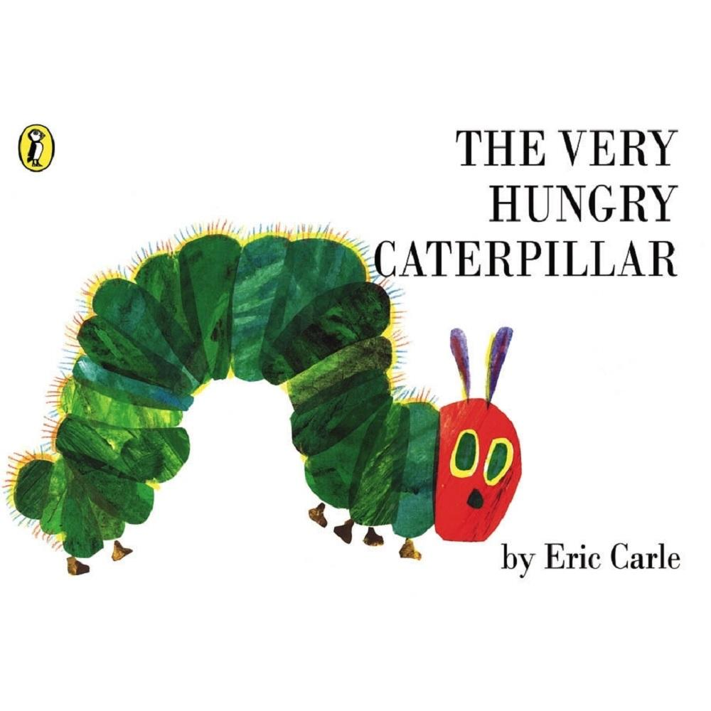 Eric Carle Very Hungry Caterpillar, The Board Book