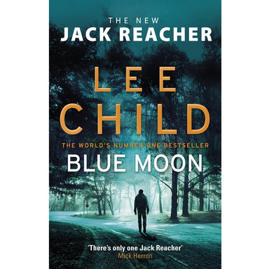 Lee Child Blue Moon