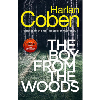 Harlan Coben Boy from the Woods