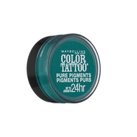 Maybelline Eyestudio Pure Pigment Eye Shadow - Never Fade Jade