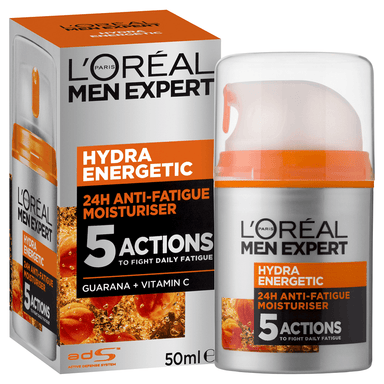 L'Oréal Paris Hydra Energetic Moisturiser 50mL