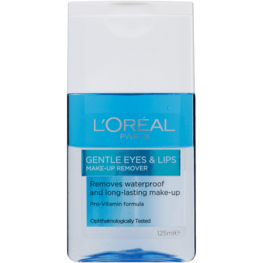 L'Oréal Paris Gentle Eyes & Lips Make-Up Remover 125mL