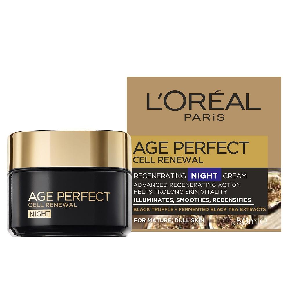 L'Oréal Paris Age Perfect Cell Renewal Regenerating Night Cream 50mL