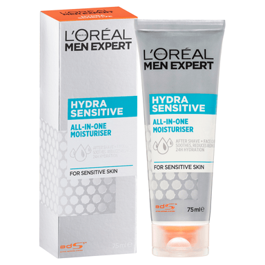 L'Oréal Paris Hydra Sensitive All-in-1 Moisturiser 75mL