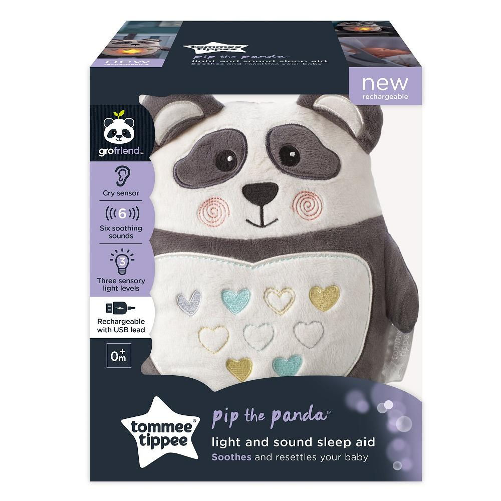 Tommee Tippee Light and Sound Sleep Aid | Pip the Panda
